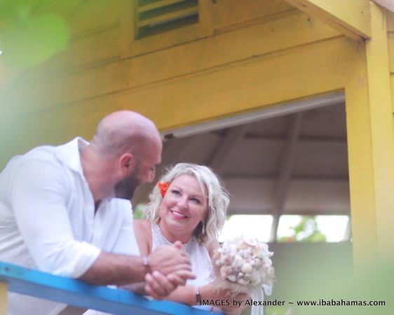 Kelly & Sam | Destination Wedding | Melia Resort | Nassau, Bahamas