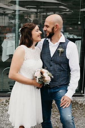 Andrea & Sebastian Wedding