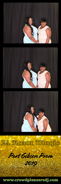 Port Gibson HS Prom