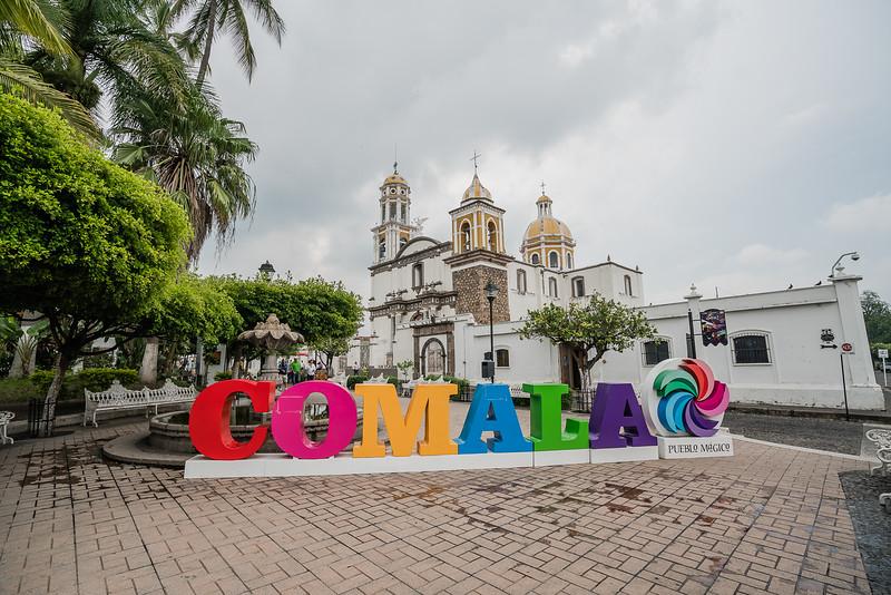 Comala Manzanillo Mexico