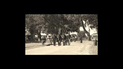 Gibson Ranch Civil War re-enactment