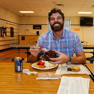 Teacher Lunch & Retriement 6/17/13