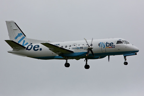 Inverness Airport : 22nd August 2013