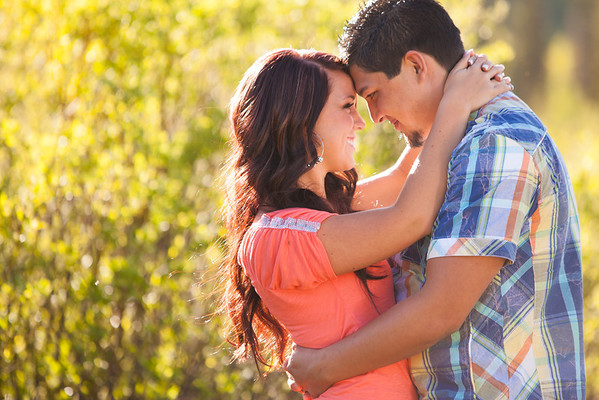 Katie and Jake engagements