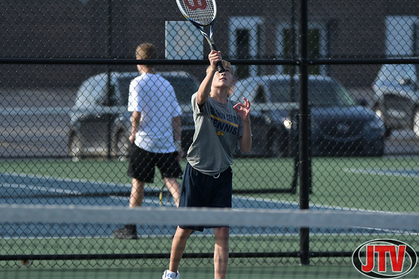 Northwest at Columbia Central Tennis 8-31-20
