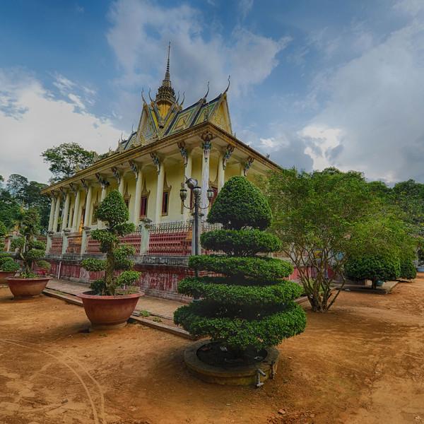 Cambodian Temples, Frank McKenna