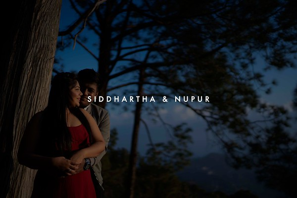 Nupur and Siddharth