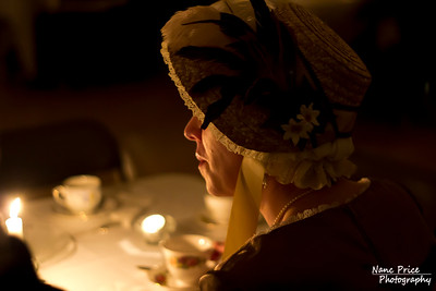 Lady Jane Productions' Holiday Hymns & Candlelit Tea