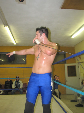Millennium Wrestling Federation End Games  November 7, 2010