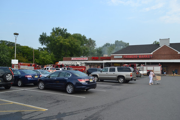 08-19-11 Bergenfield, NJ - Laundromat Fire
