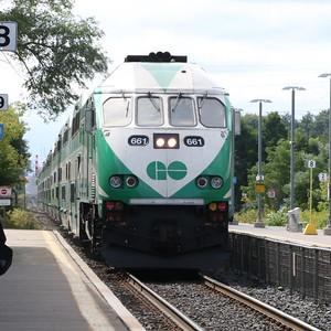 GO Trains - 12 September 2019