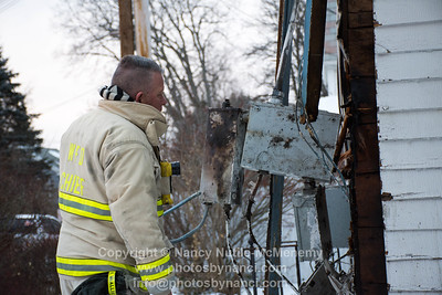 Windsor Electrical Fire