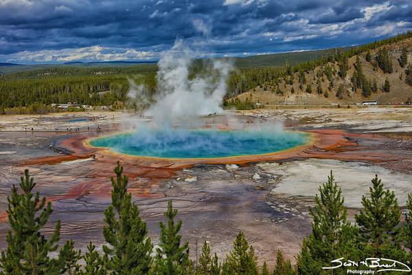 Yellowstone & The Grand Tetons