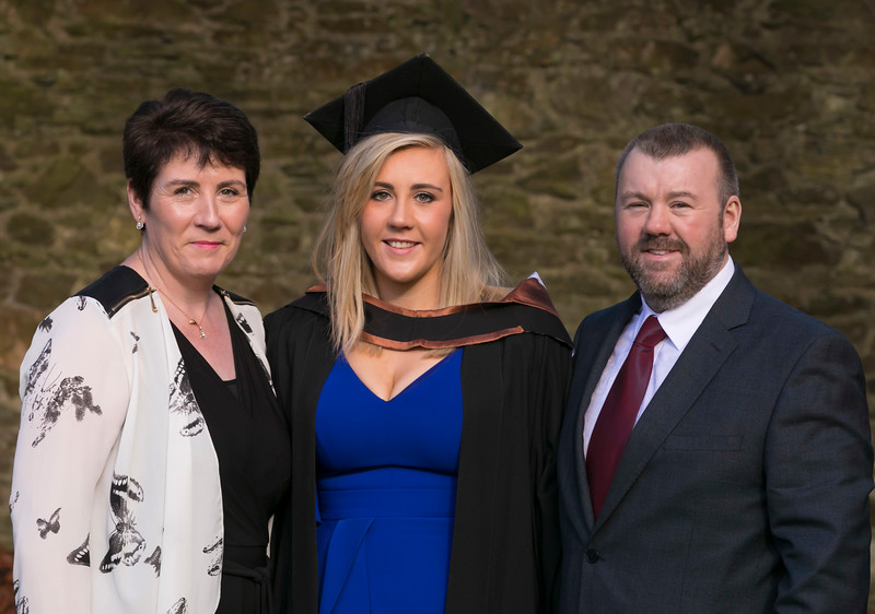 01/11/2017. Waterford Institute of Technology Conferring are Olivia Quinn Dundalk who Graduated BA Hons in Psychology. Picture: Patrick Browne