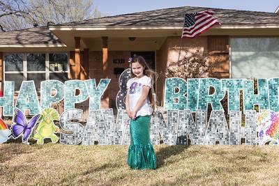 Savannah 8th Birthday