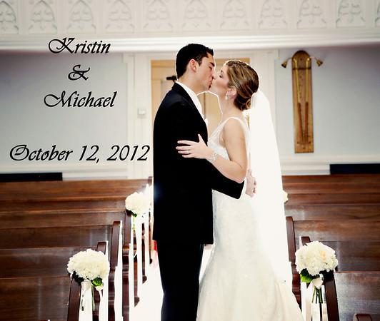 Kristin & Michael 13x11 Album