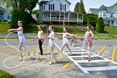 Little Traverse Bay-Ballet Dancers-Harbor Springs-June 20