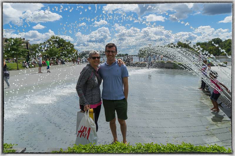 Georgetown Fountain