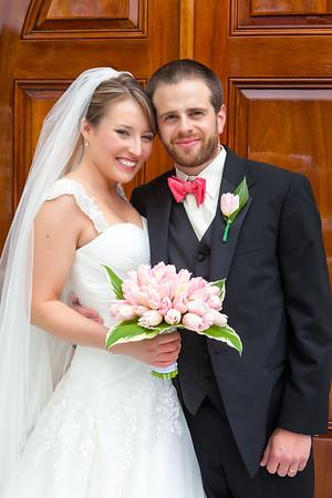 Amy and Chris' Wedding