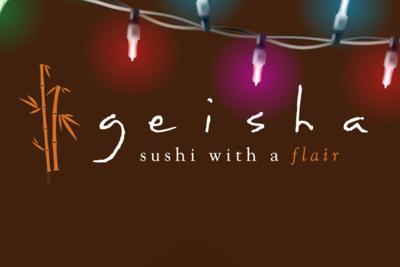 Geisha Christmas Party 12/23/19