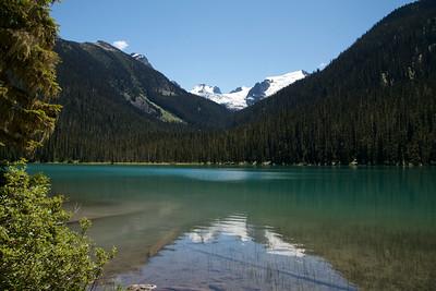 Joffre Lakes (hike)