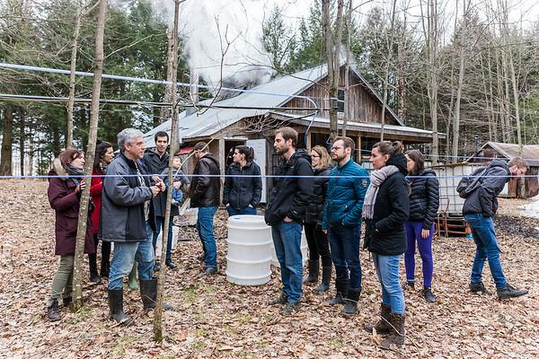 Cabane à sucre Bombardier 2019