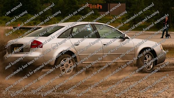 Audi with Trip Permit