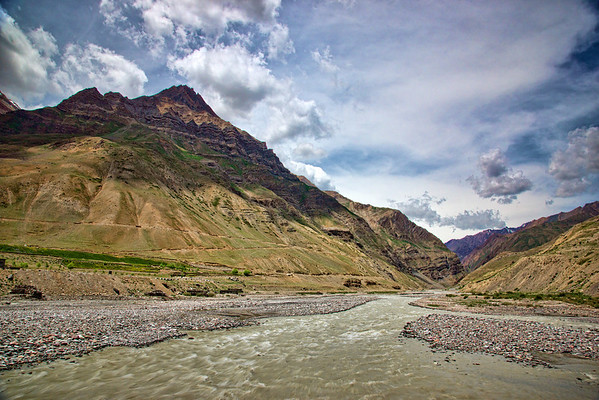 Dhankar & Pin Valley - dramatic landscapes