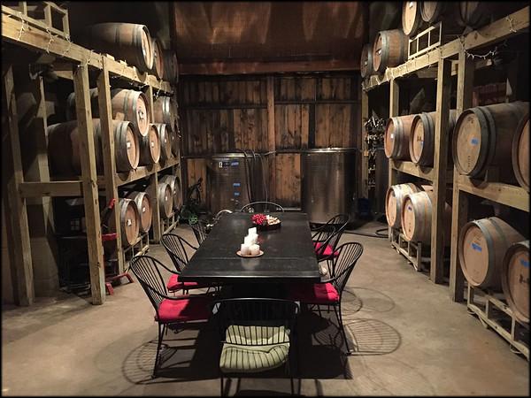 2016-01-03 Tara's Wine Cellar Dinner