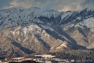 Snowy Kamnik Alps - Mar 25, 2008