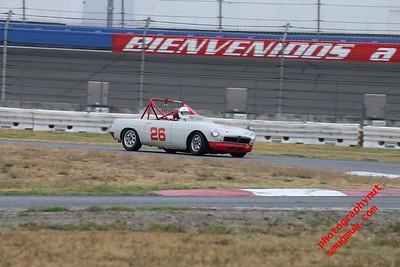 SVRA 4 30 2016 Sportscar Vintage Racing Association Group 1,2, and 3