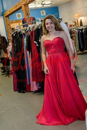Cinderella's Closet  032718