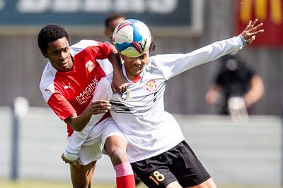 13042021 Swindon U18s vs Garuda Select XI