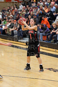 1/20/2015 Eaton Varsity Girls Basketball vs Sterling