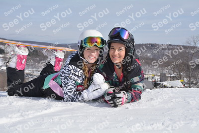 Photos on the Slopes 2-7-15