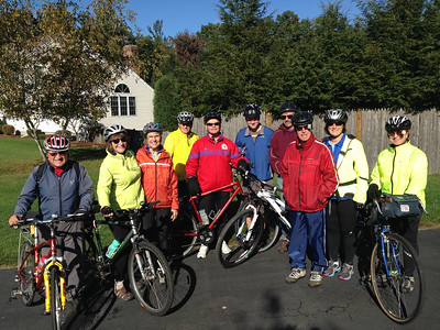 October 5 Sunday Ride