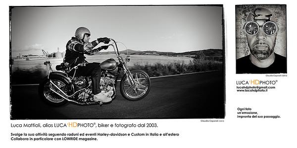 Luca Mattioli photographer LUCA'HDPHOTO ©