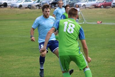Scrimmage - Shadow U23 v Spokane Sounders U19