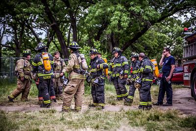 DFPD Fire Academy {5.25.2016}