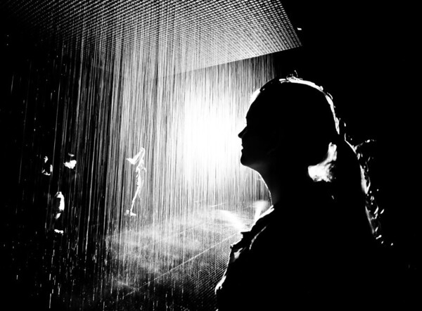 Rain Room - MOMA