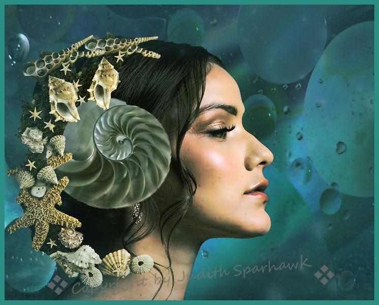 Lady of the Sea - Judith Sparhawk