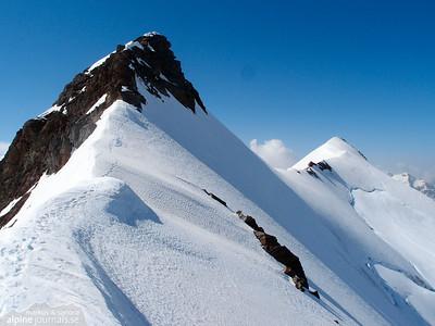 Monte Cevedale alpine tour 2012-06-29