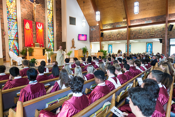 2016 Santa Fe Baccalaureate Mass