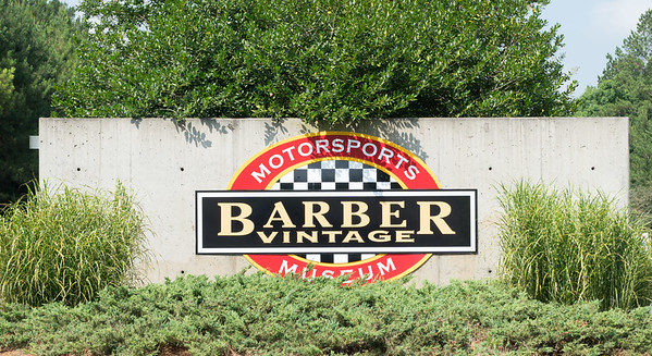 2016-06 Barber Motorsports Museum