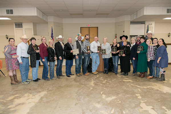 Rockdale Chamber of Commerce Banquet 2018
