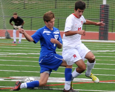 Boys' Soccer: GA vs Mercersburg