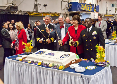 Admirals Reception - Oct 6, 2012
