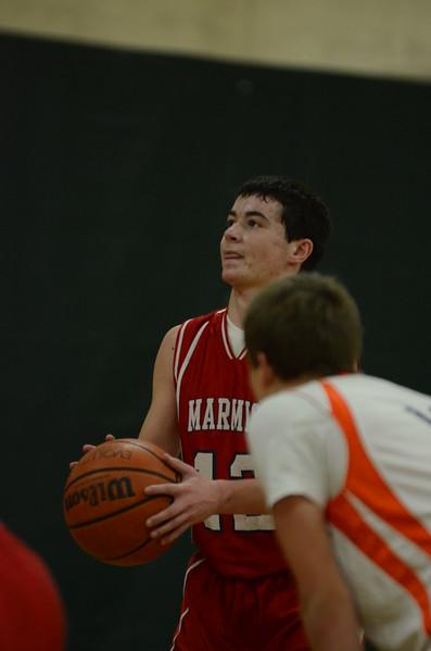 Marmion boys basketball 2013/2014