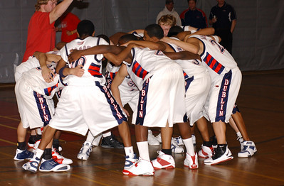 DHS Varsity Boys Basketball - 021006