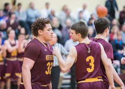 Basketball: 2A Regional Championships vs. Uplift